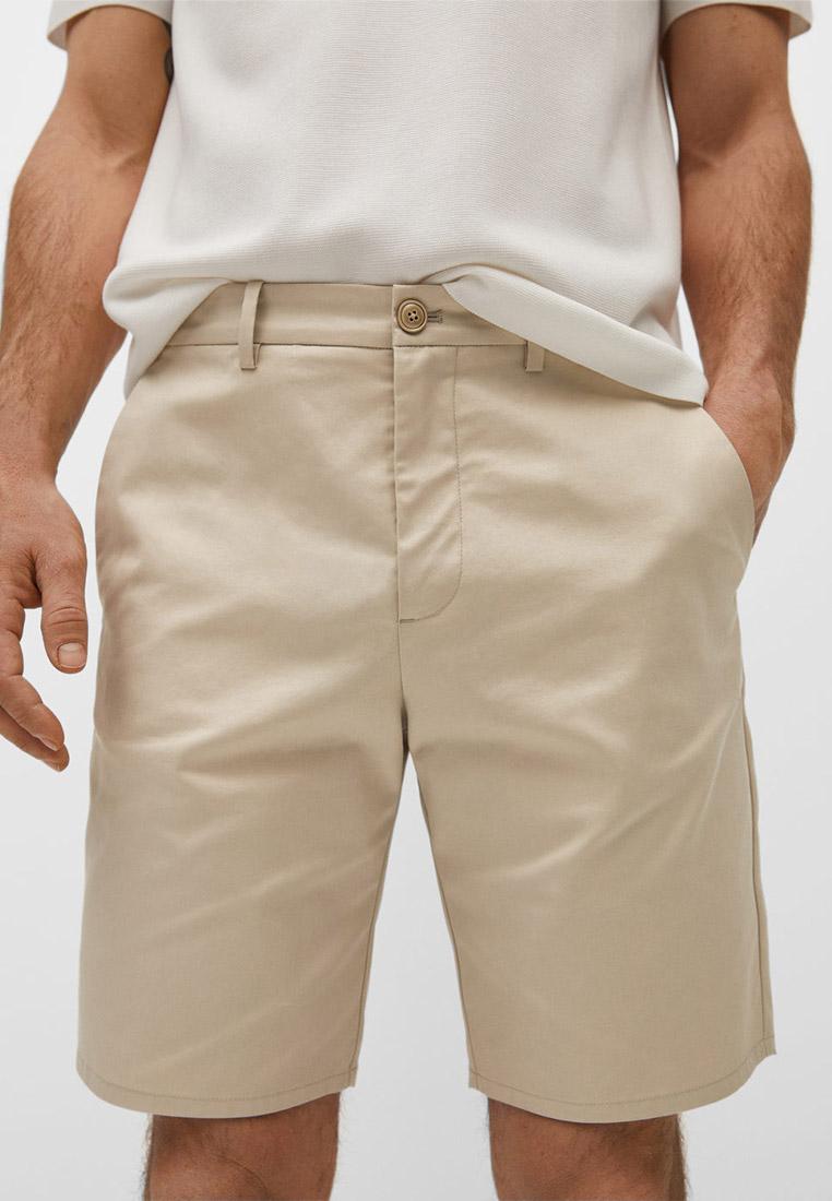 Мужские повседневные шорты Mango Man 87057620