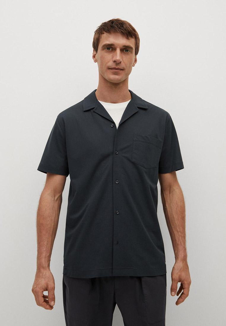 Рубашка с длинным рукавом Mango Man 87087134