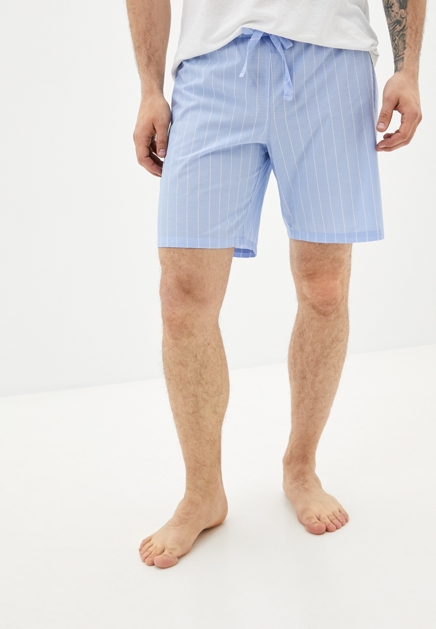 Мужские домашние брюки Mango Man Шорты домашние Mango Man