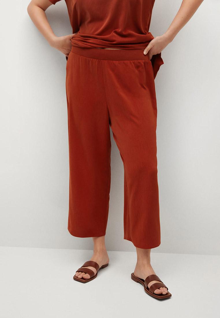 Женские прямые брюки Violeta by Mango (Виолетта бай Манго) 87087618