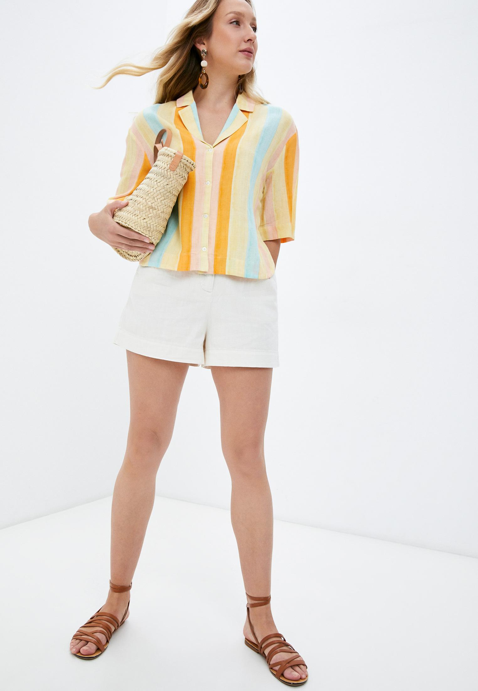 Женские повседневные шорты Mango (Манго) 87019028: изображение 2