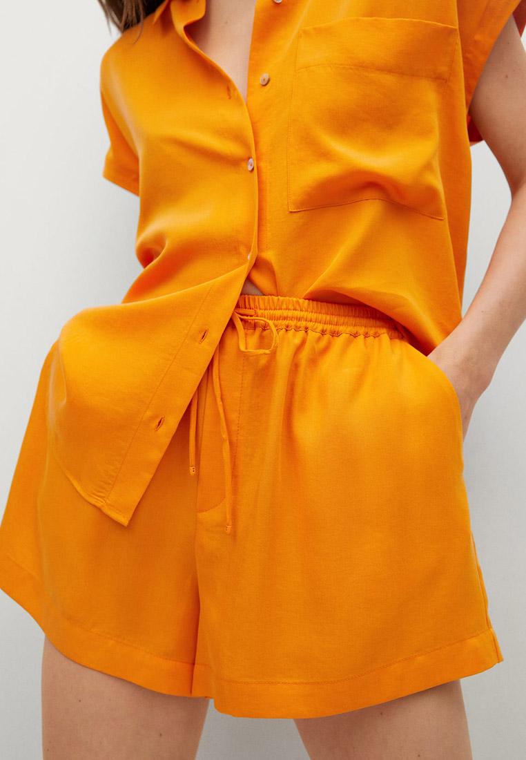 Женские повседневные шорты Mango (Манго) Шорты Mango