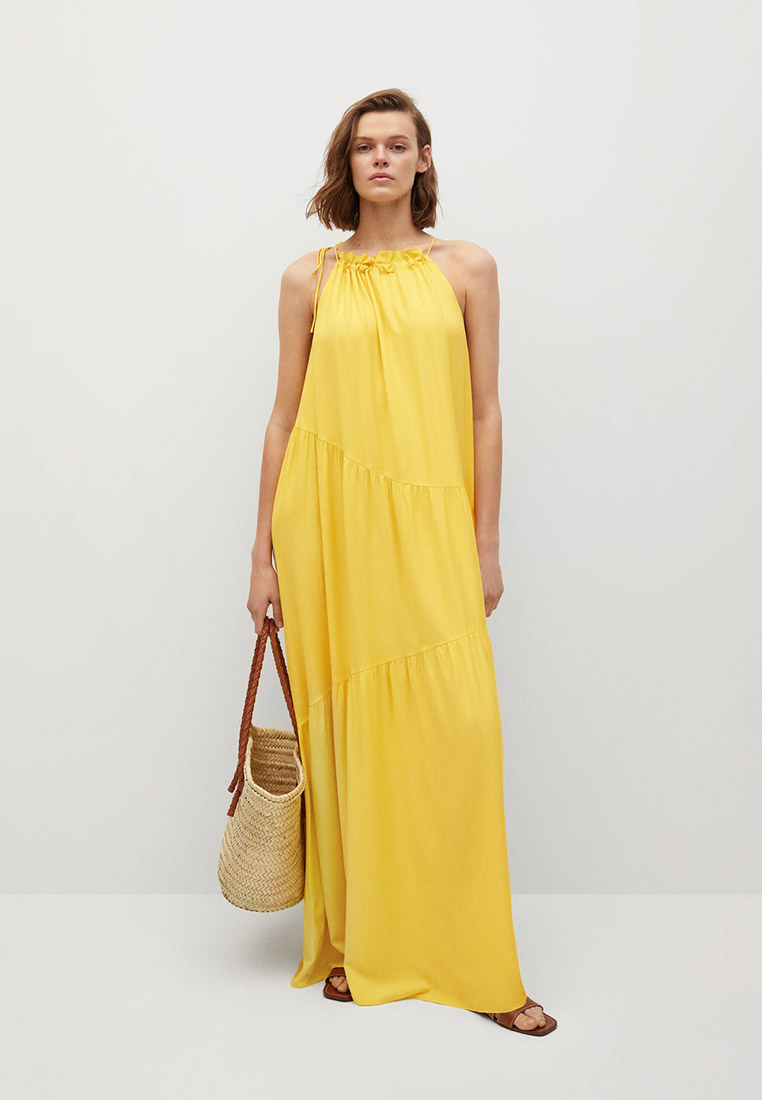 Платье Mango (Манго) 87039014