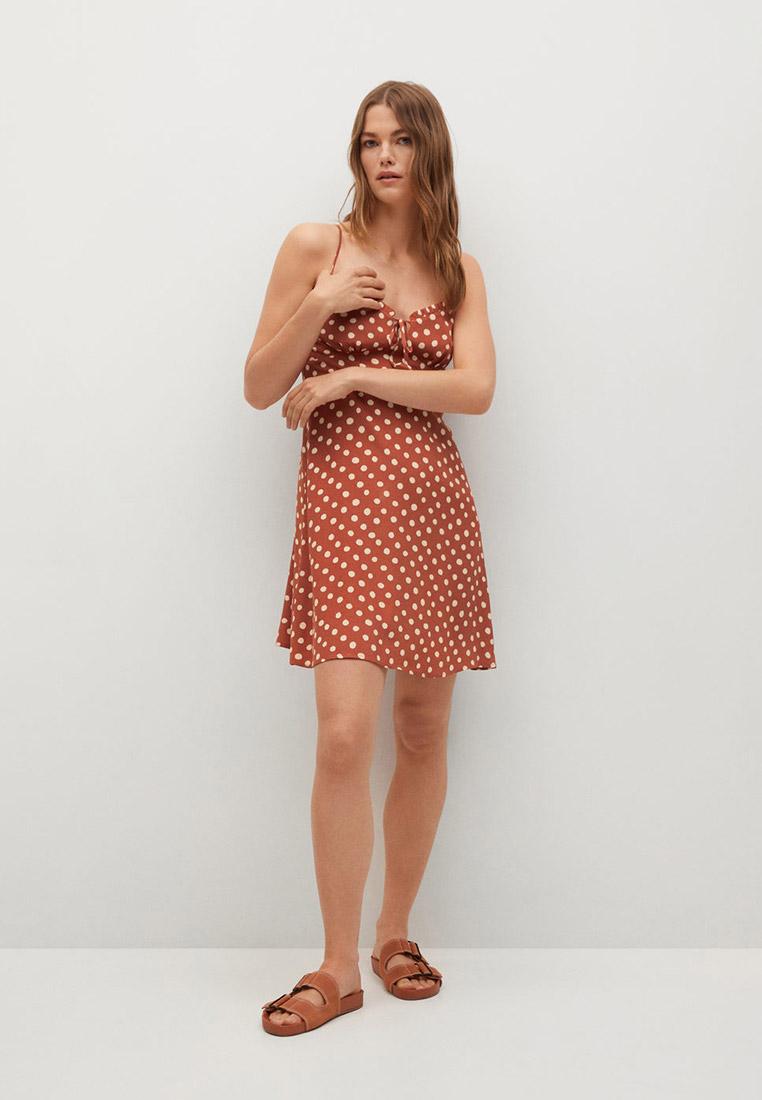 Женские платья-сарафаны Mango (Манго) 17050173