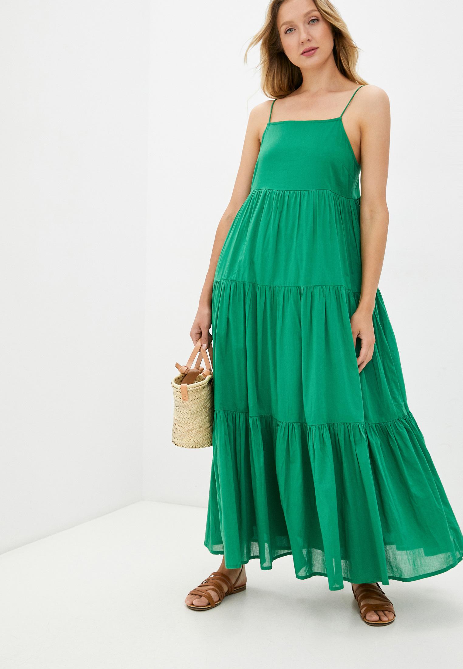 Женские платья-сарафаны Mango (Манго) Сарафан Mango