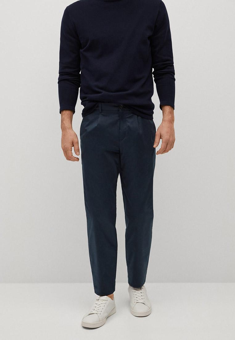 Мужские повседневные брюки Mango Man 87015634