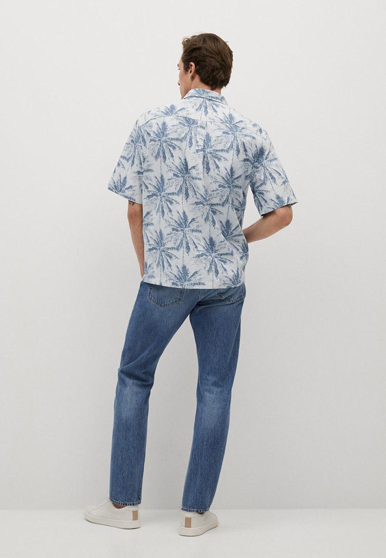 Рубашка с длинным рукавом Mango Man 87037120: изображение 2