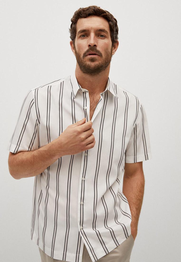 Рубашка с длинным рукавом Mango Man 87015663