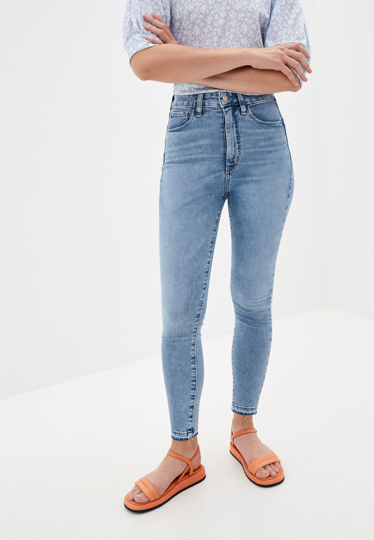Зауженные джинсы Gap 660524