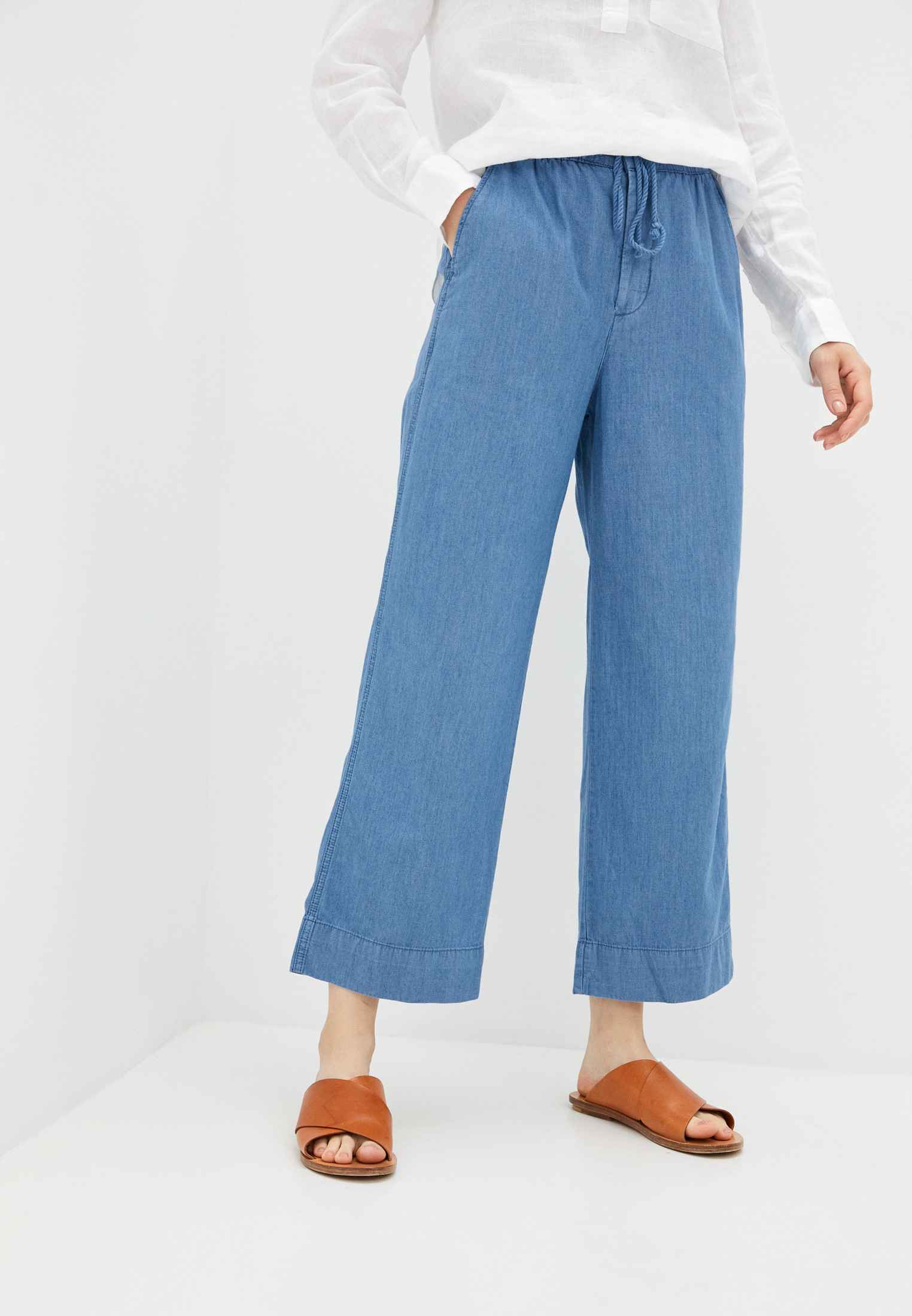 Женские прямые брюки Gap 679051