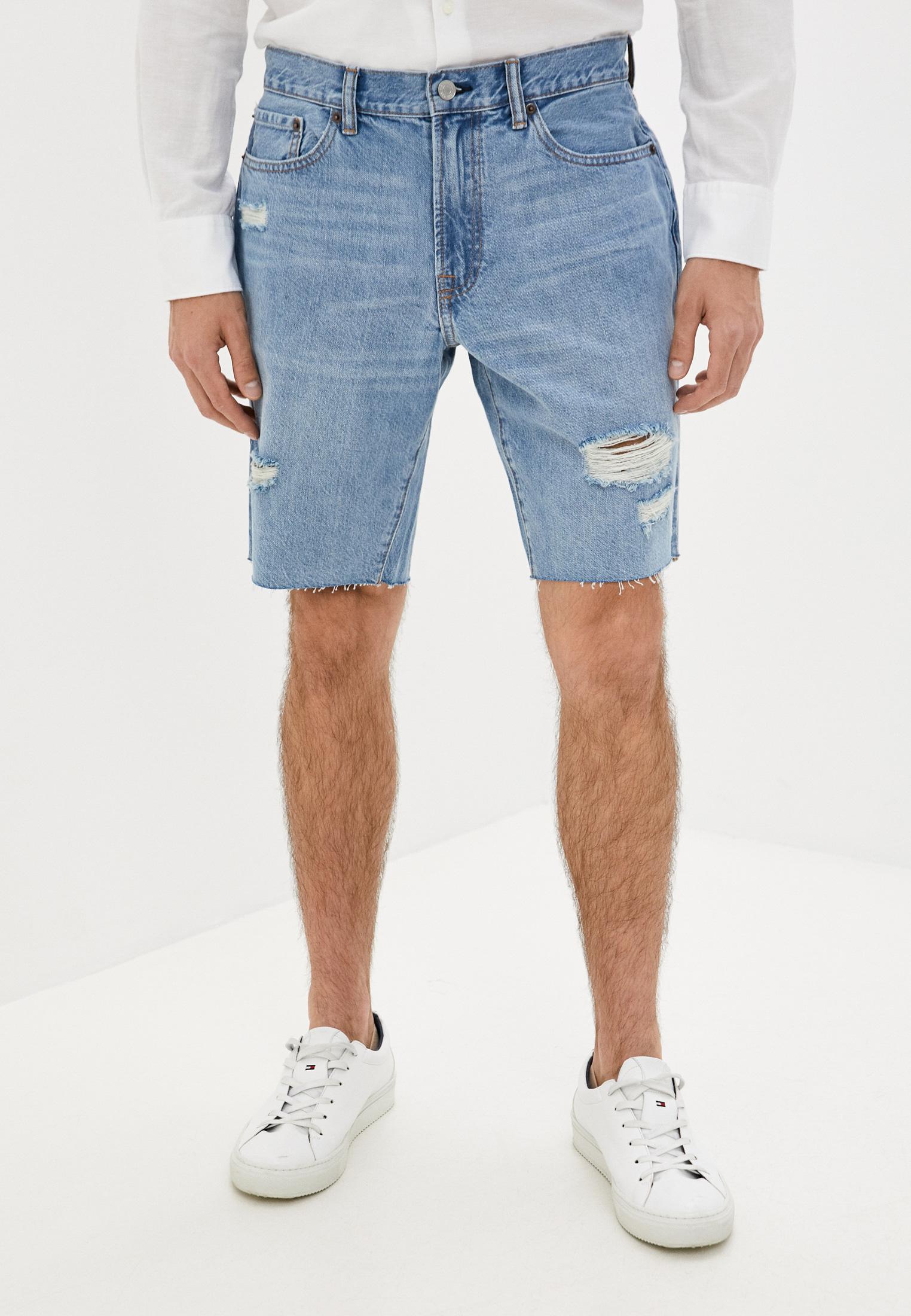 Мужские джинсовые шорты Gap Шорты джинсовые Gap