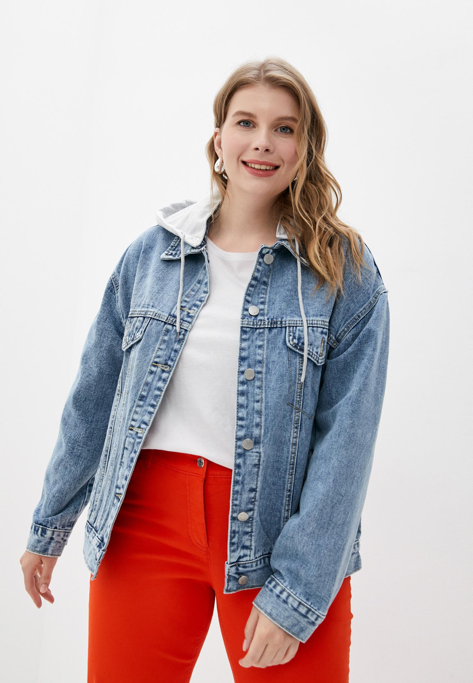 Джинсовая куртка Chic de Femme Куртка джинсовая Chic de Femme