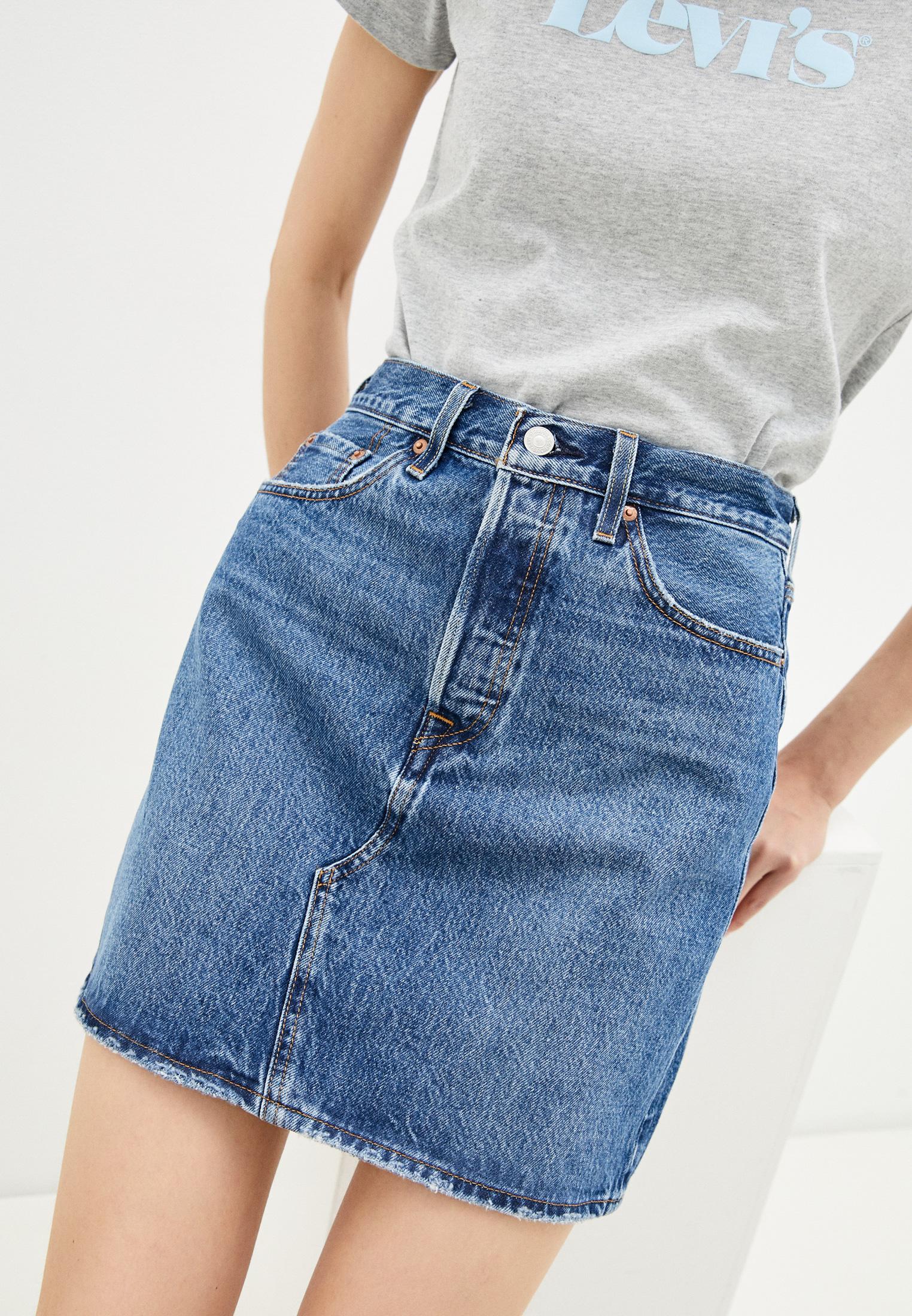 Джинсовая юбка Levi's® 7788200440