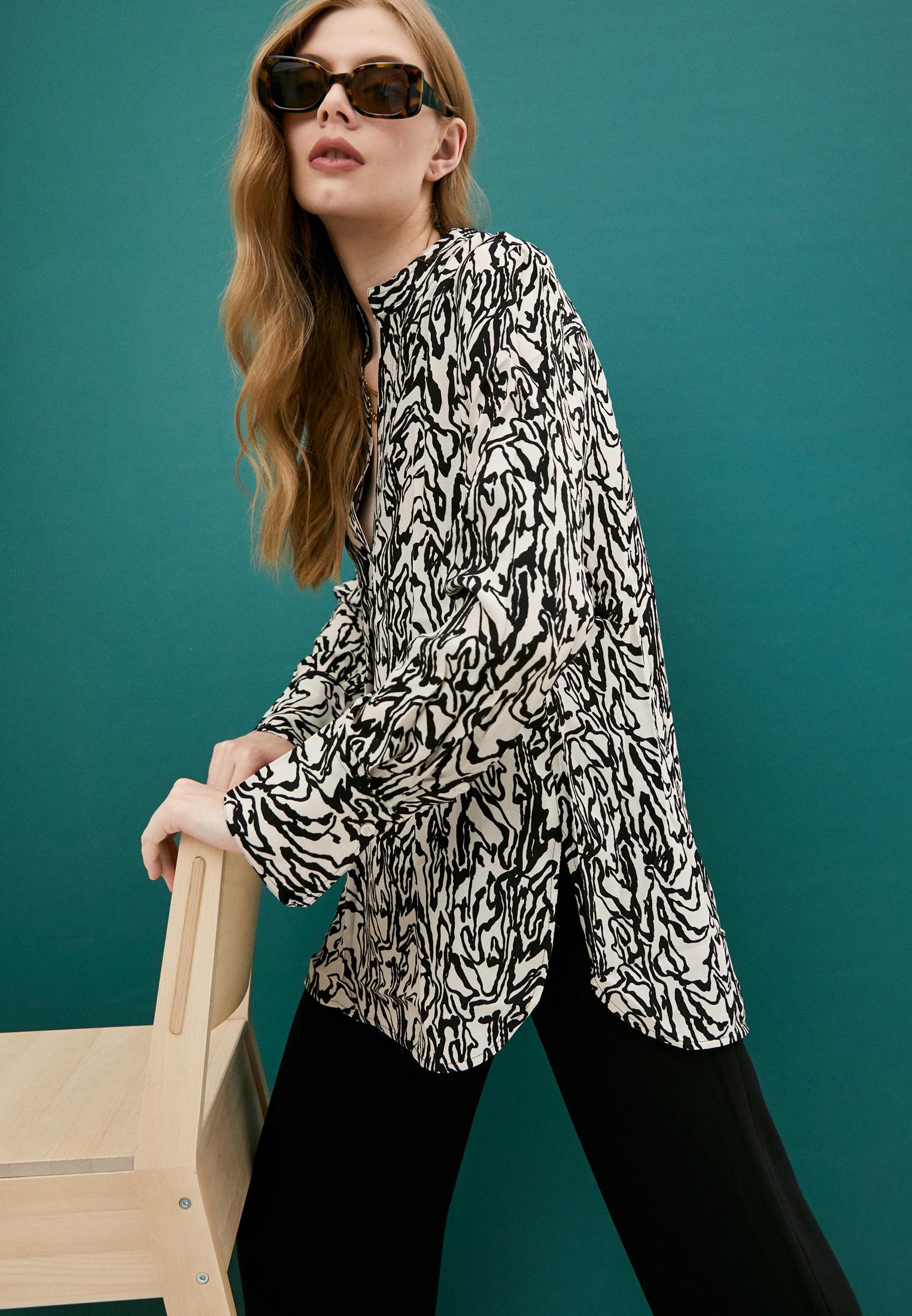 Блуза By Malene Birger Q70182005: изображение 2