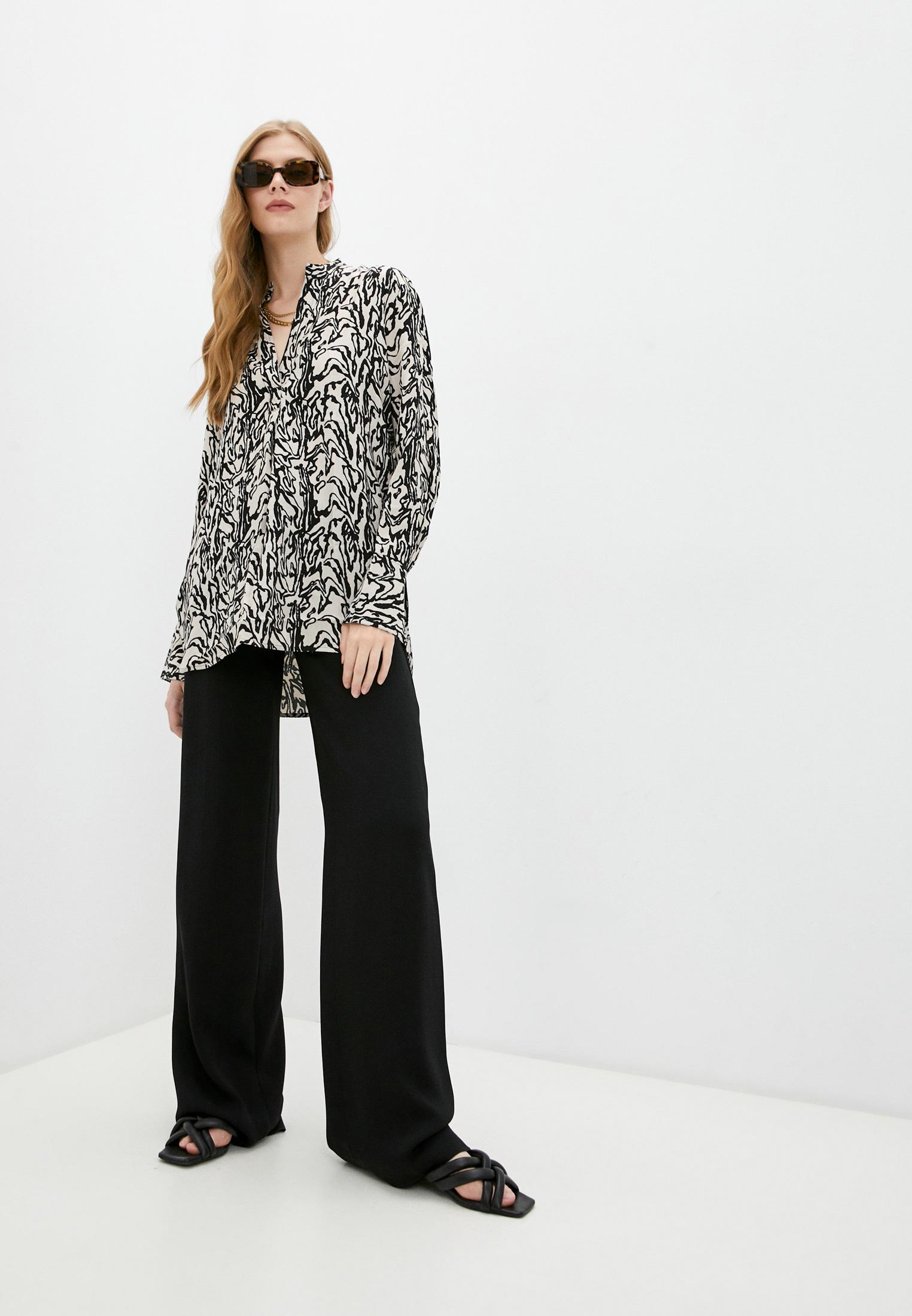 Блуза By Malene Birger Q70182005: изображение 3