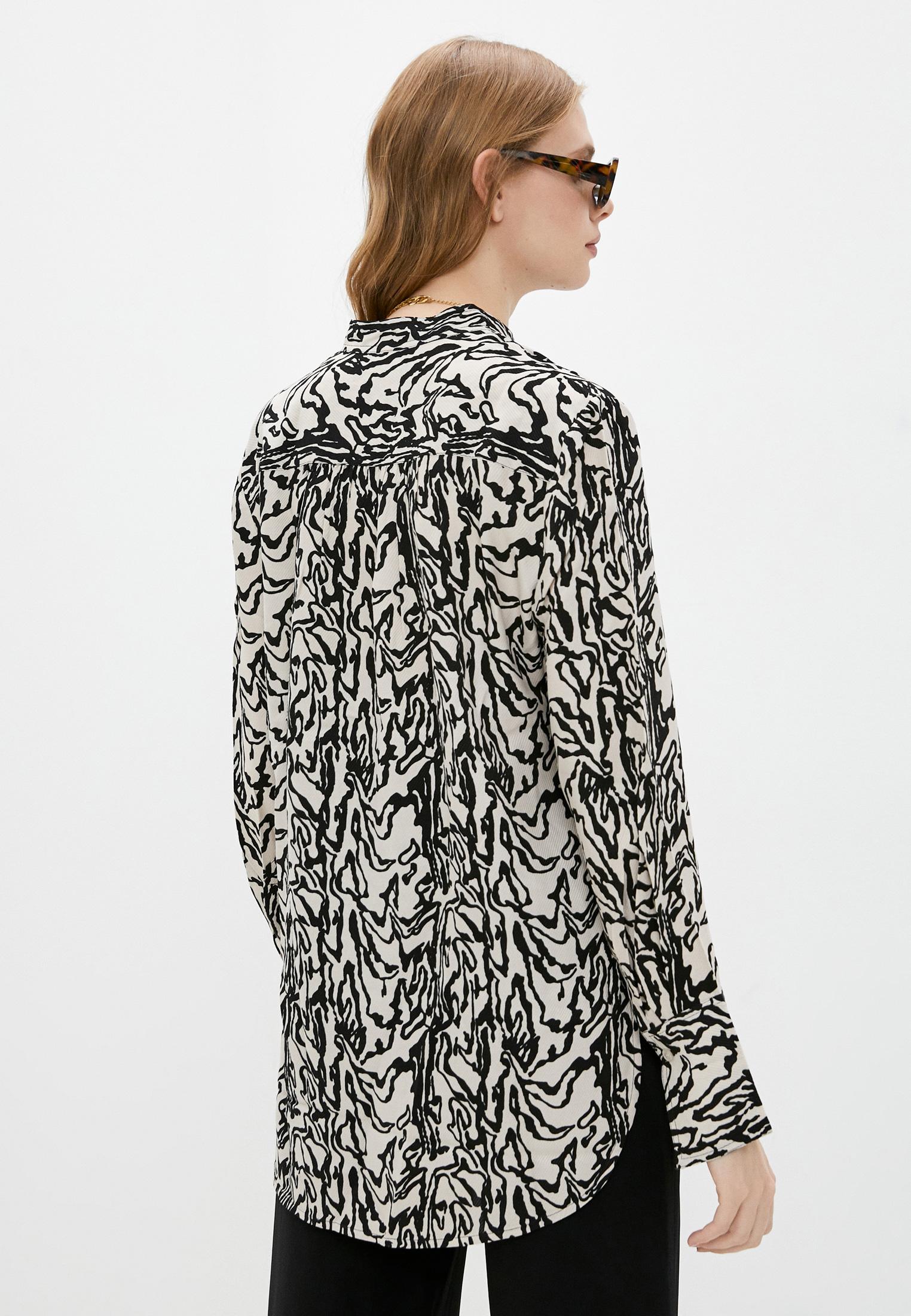 Блуза By Malene Birger Q70182005: изображение 4
