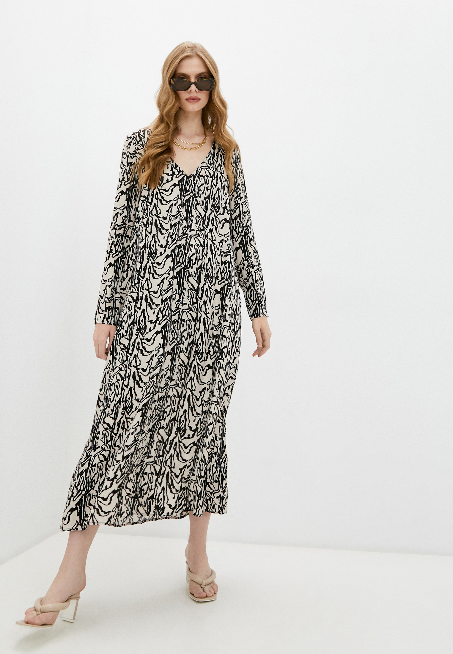 Повседневное платье By Malene Birger Q70182006: изображение 1