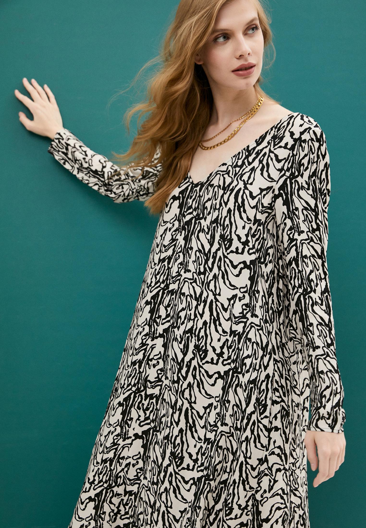Повседневное платье By Malene Birger Q70182006: изображение 2