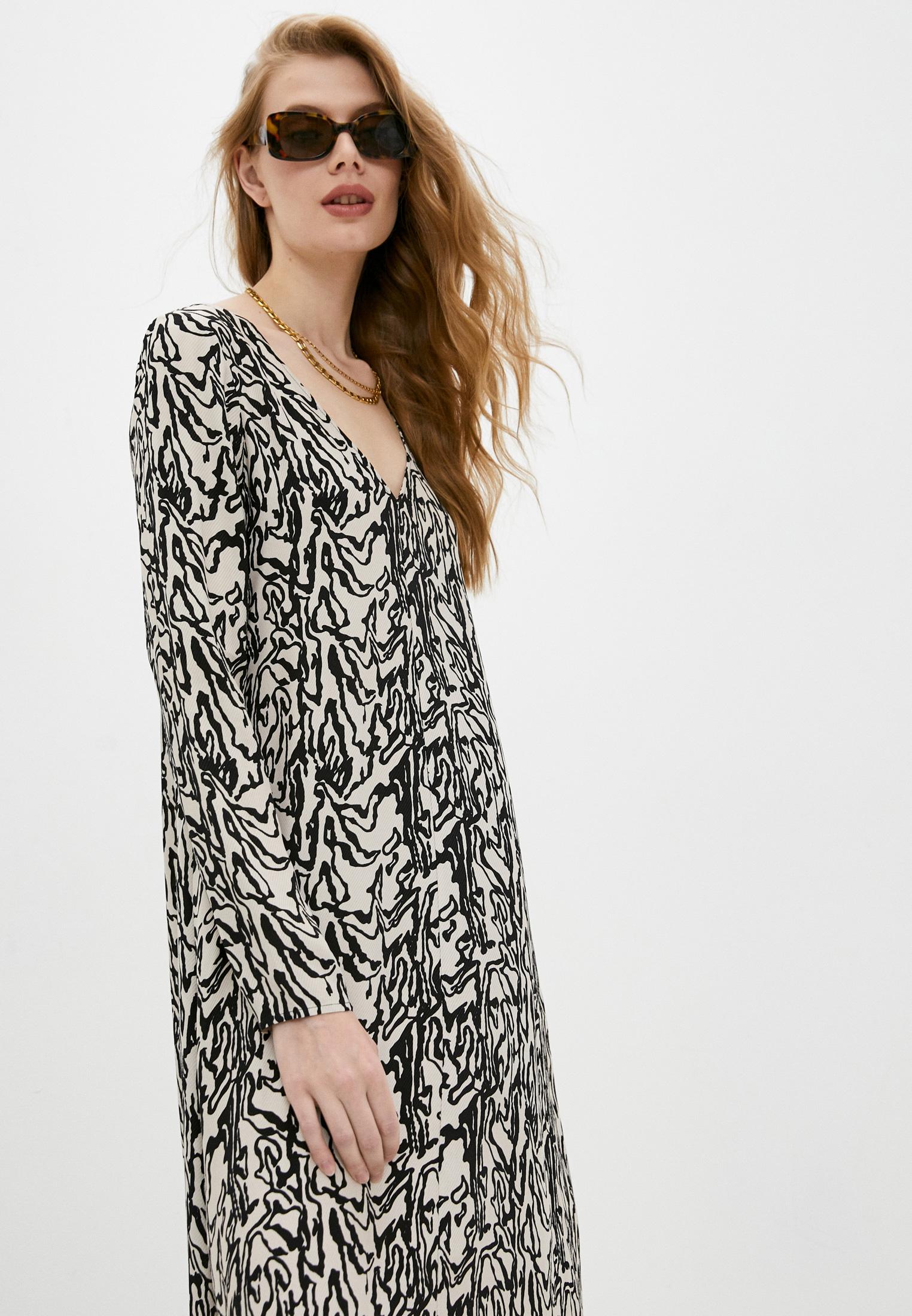 Повседневное платье By Malene Birger Q70182006: изображение 3