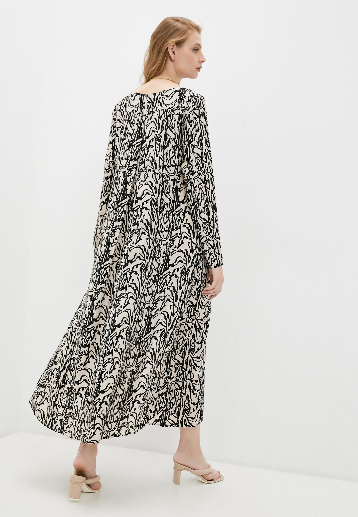 Повседневное платье By Malene Birger Q70182006: изображение 4