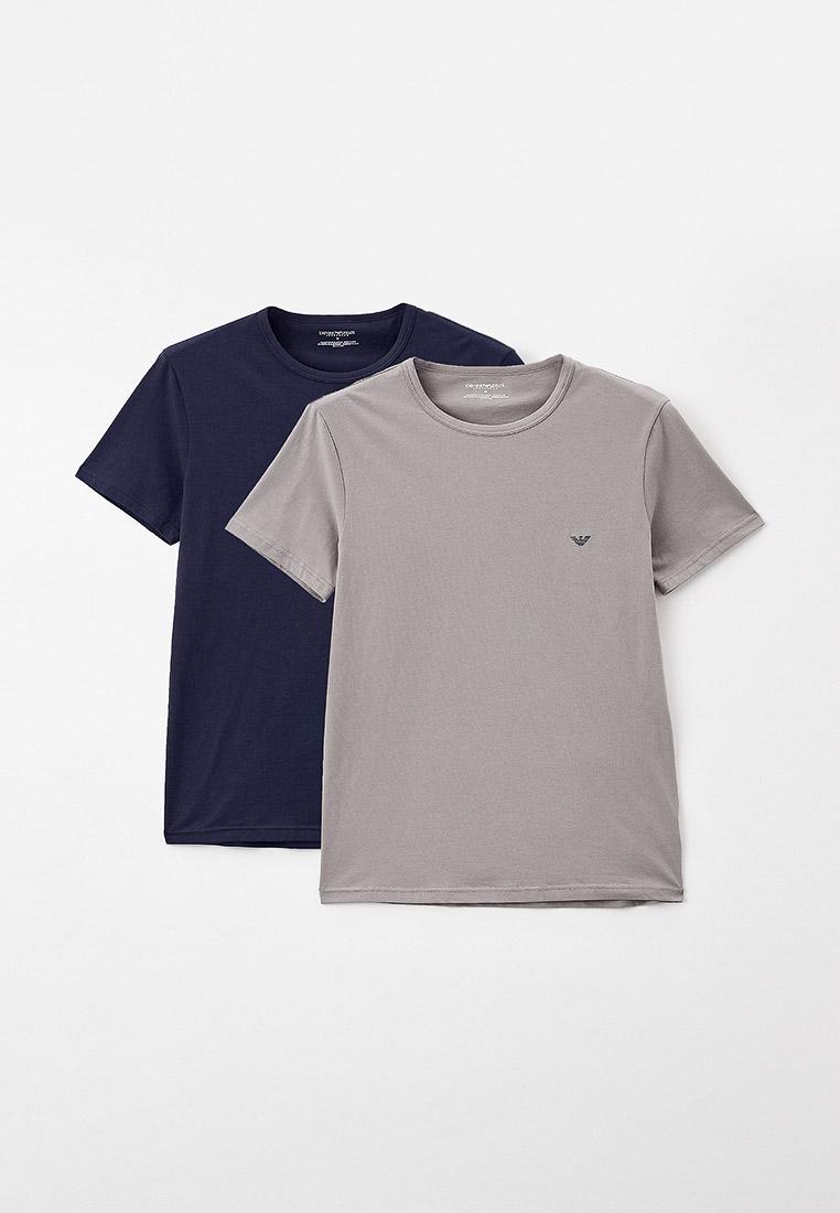 Домашняя футболка Emporio Armani 111267 CC717