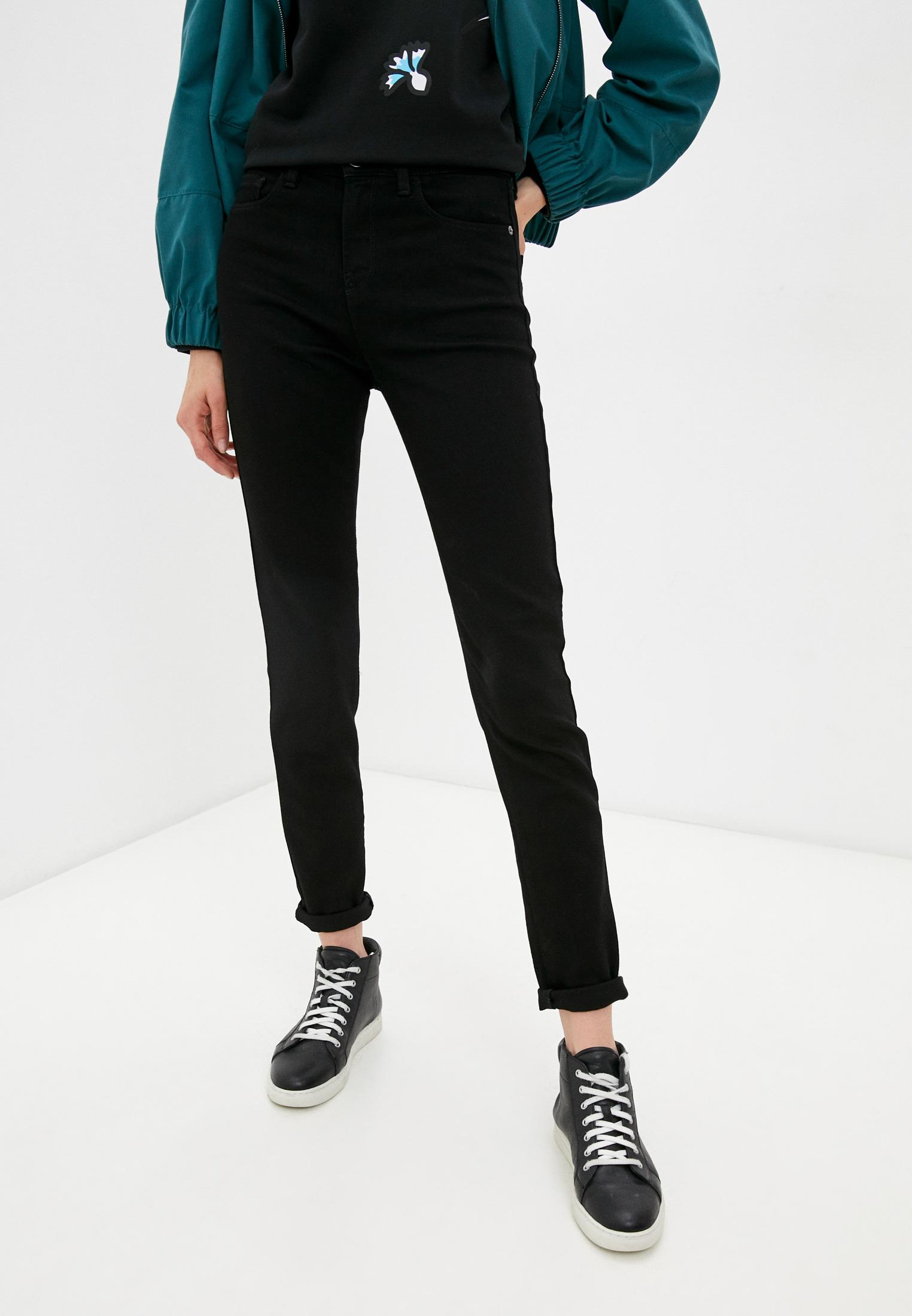 Зауженные джинсы Emporio Armani Джинсы Emporio Armani