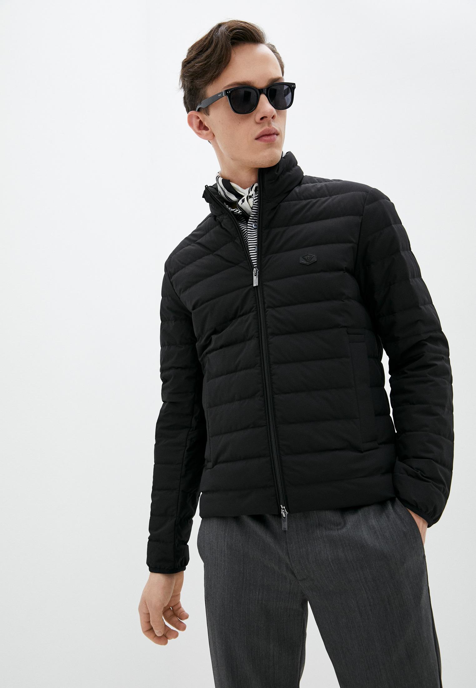 Мужская куртка Emporio Armani (Эмпорио Армани) 8N1BQ2 1NLRZ