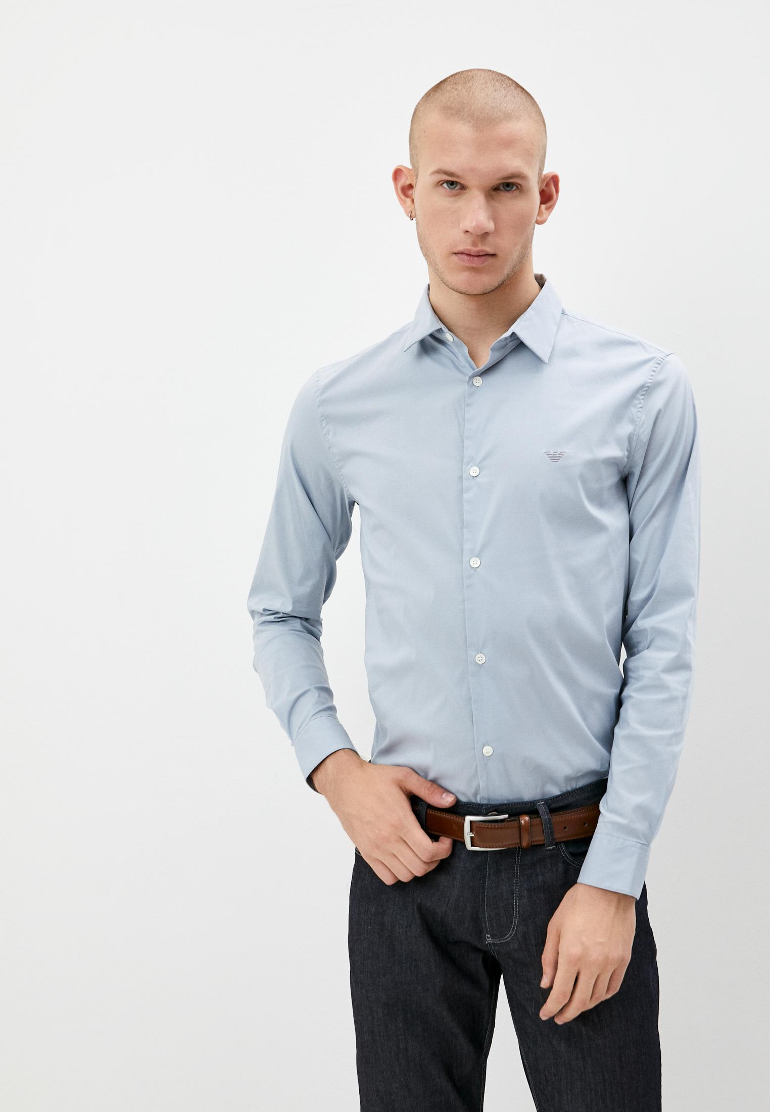 Рубашка с длинным рукавом Emporio Armani 8N1C09 1NI9Z