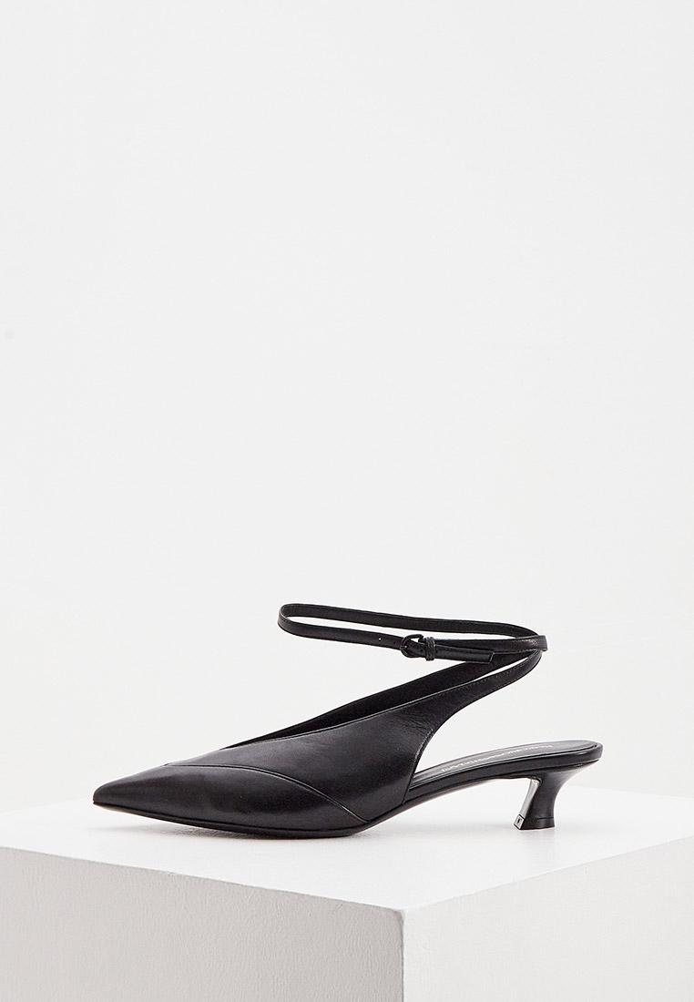 Женские туфли Emporio Armani X3E412 XL363