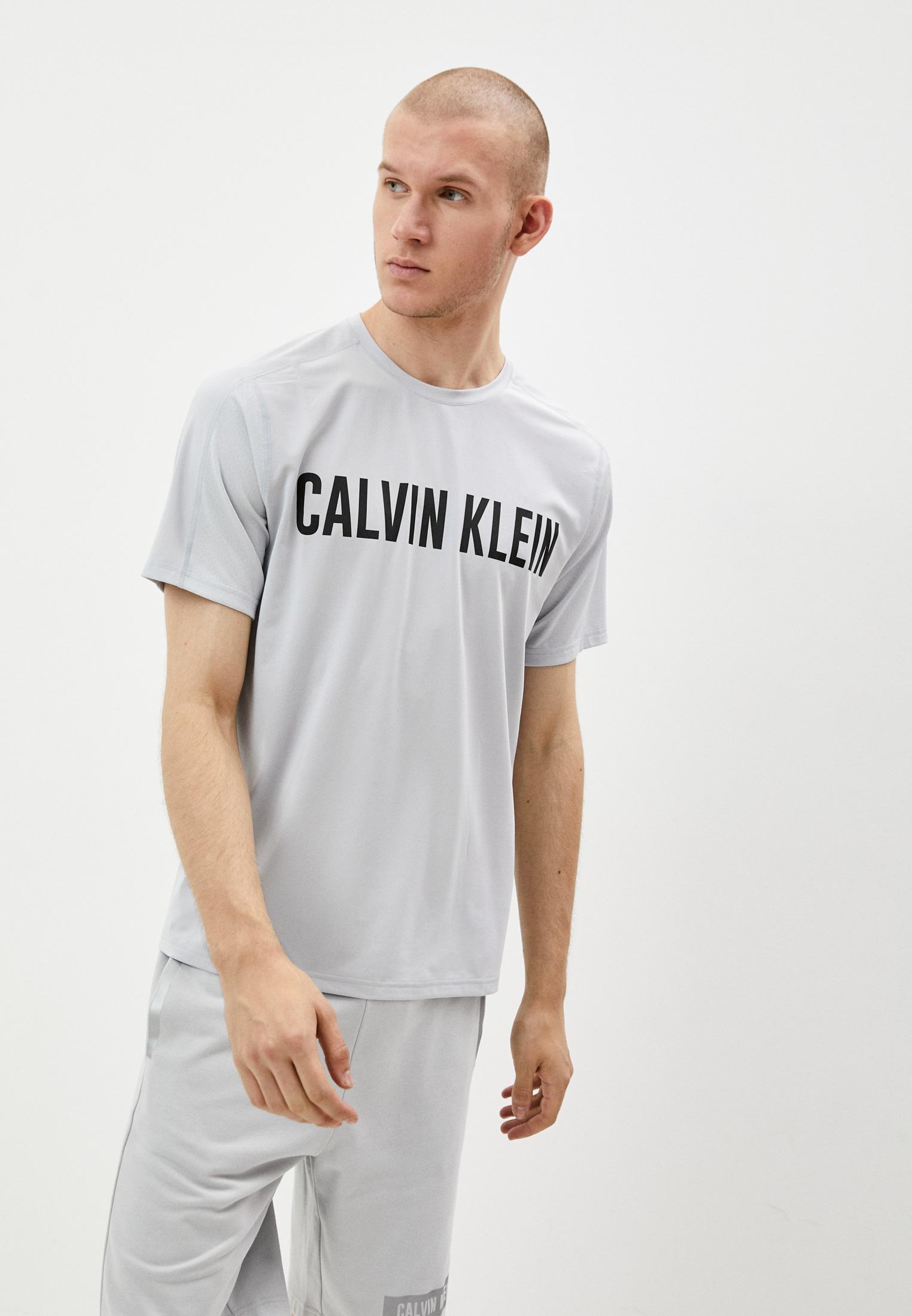 Футболка Calvin Klein Performance Футболка спортивная Calvin Klein Performance