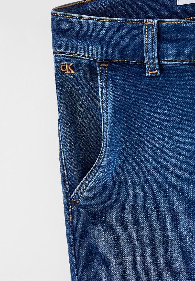 Джинсы Calvin Klein Jeans IB0IB00738: изображение 3
