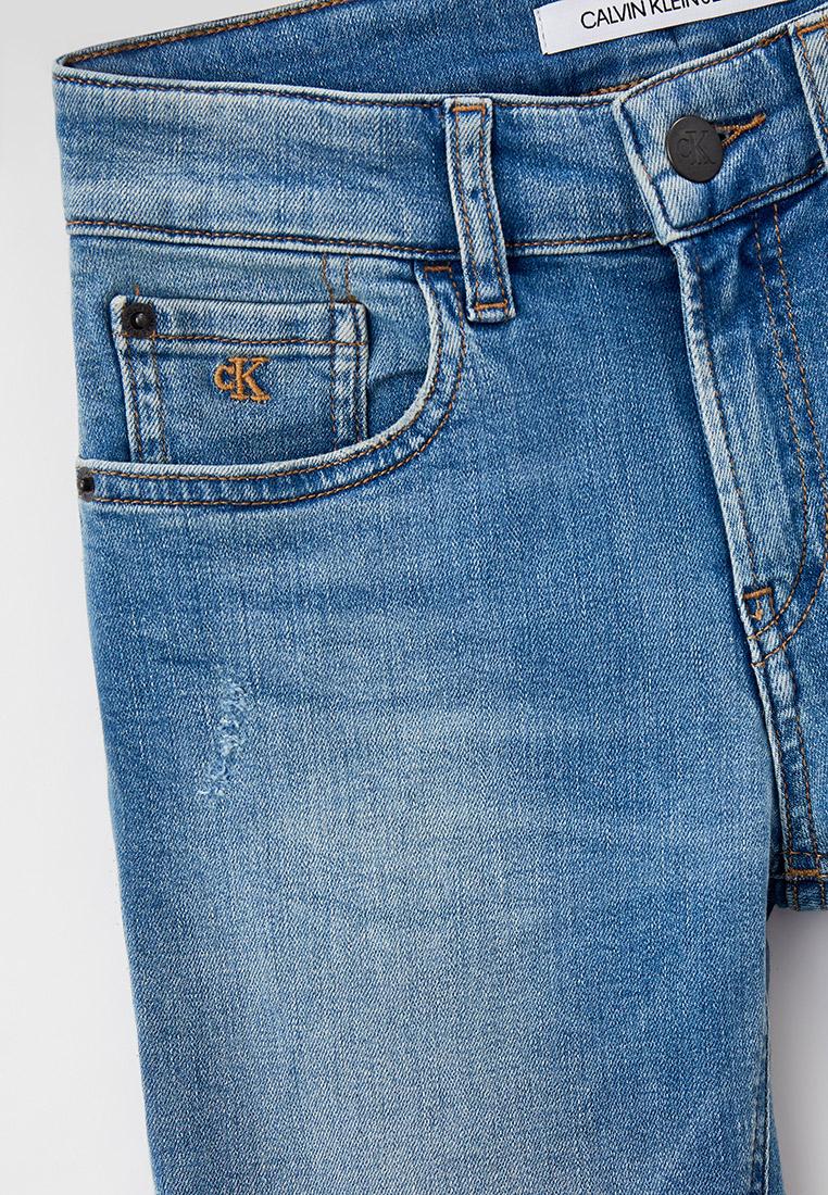 Джинсы Calvin Klein Jeans IB0IB00744: изображение 3