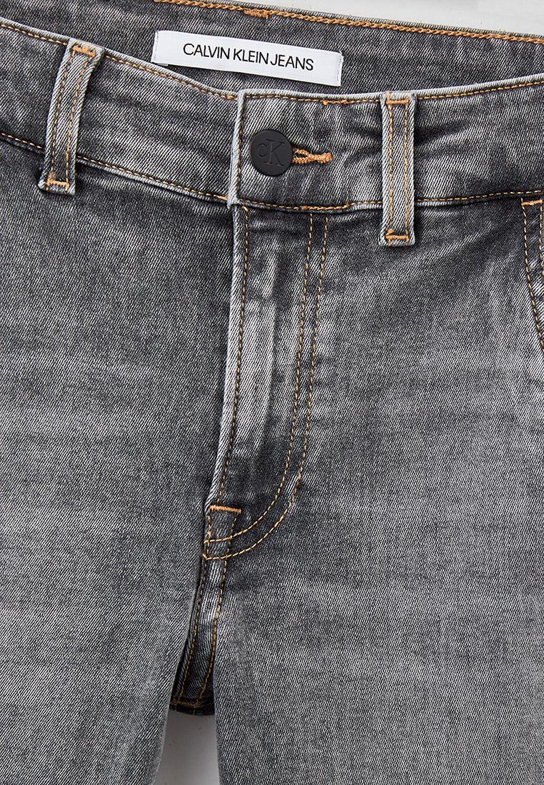 Джинсы Calvin Klein Jeans IB0IB00737: изображение 3