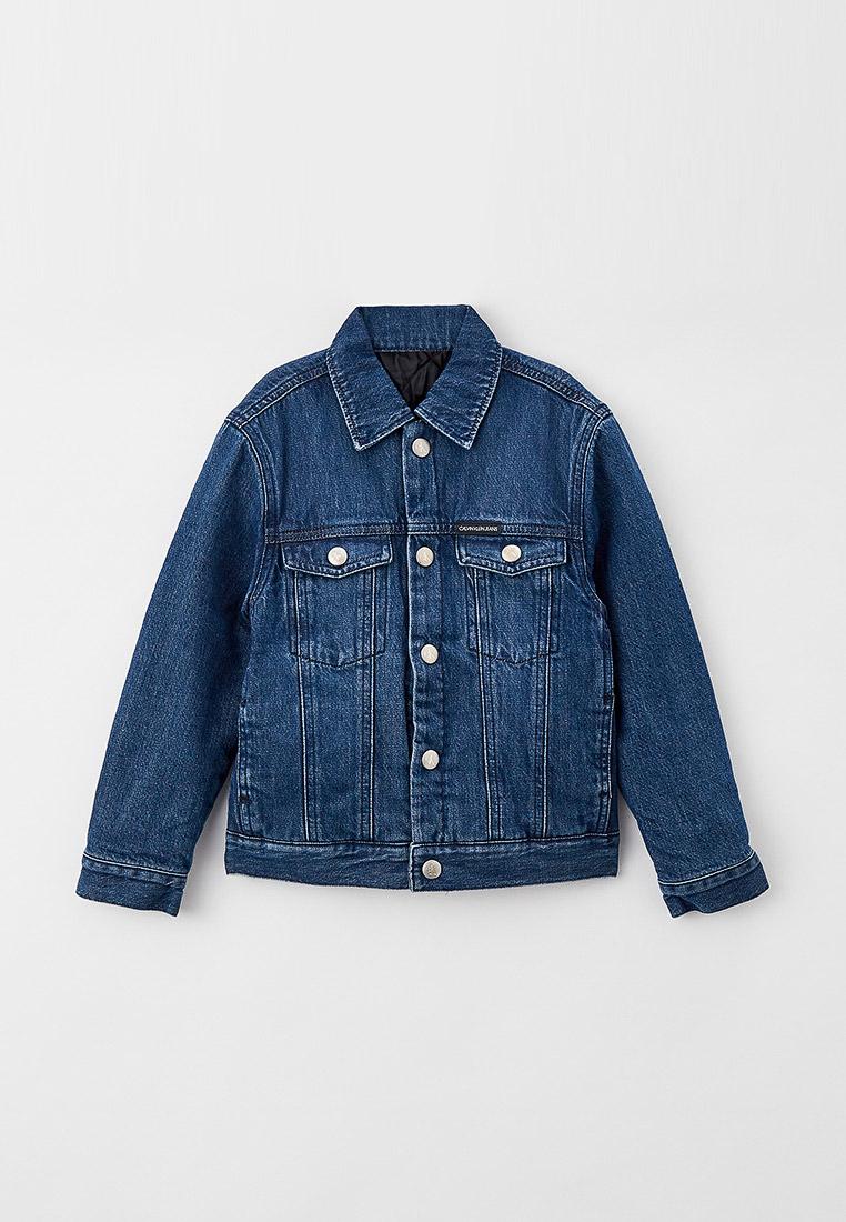 Куртка Calvin Klein Jeans IB0IB00917: изображение 1