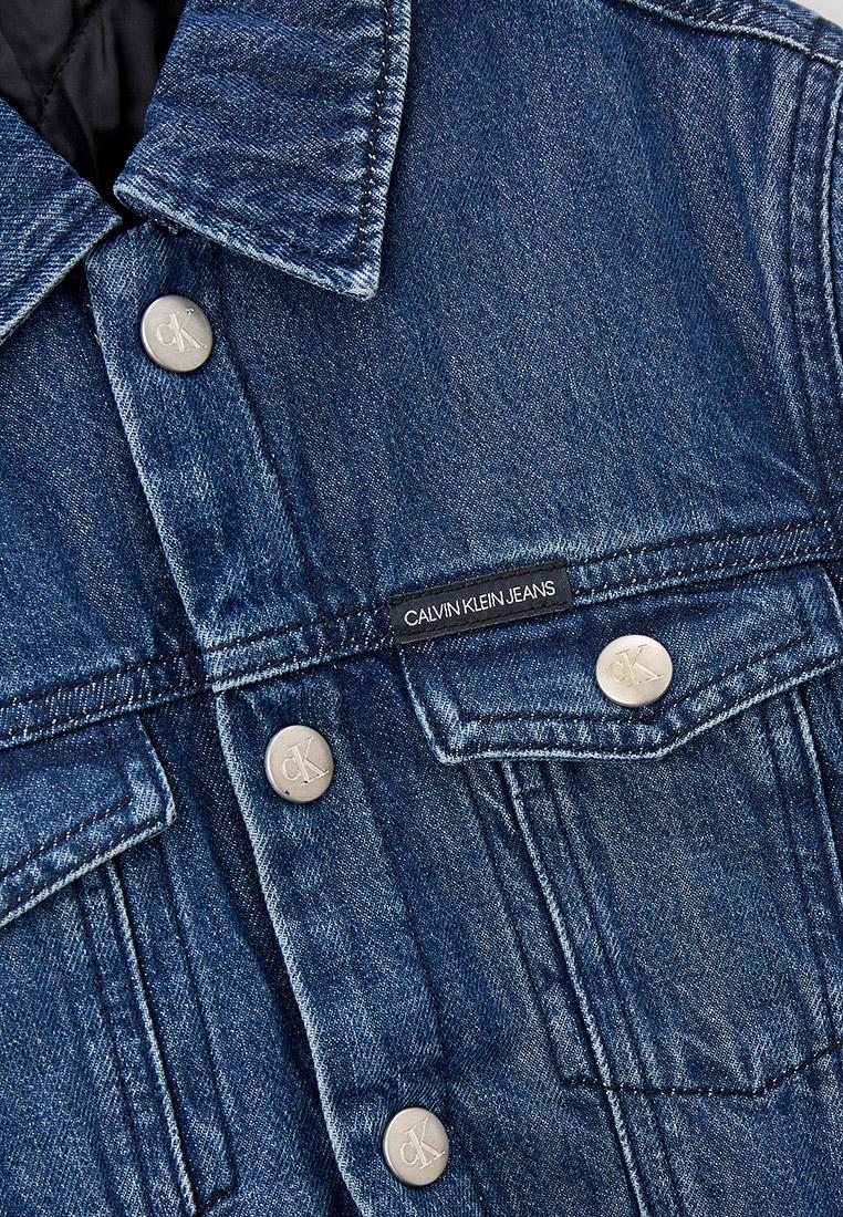 Куртка Calvin Klein Jeans IB0IB00917: изображение 3