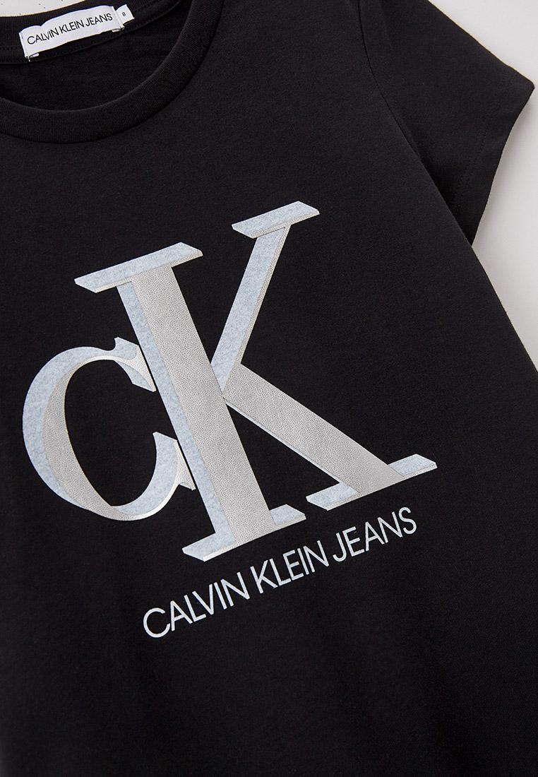 Футболка с коротким рукавом Calvin Klein Jeans IG0IG01018: изображение 3