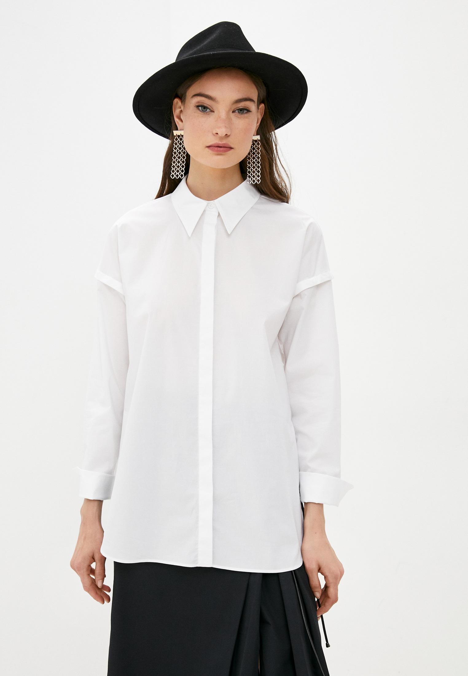 Рубашка с коротким рукавом Dorothee Schumacher Рубашка Dorothee Schumacher