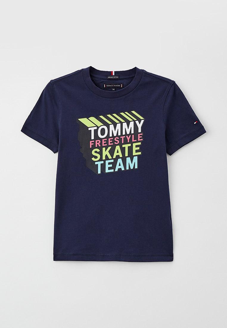 Футболка с коротким рукавом Tommy Hilfiger (Томми Хилфигер) KB0KB06520