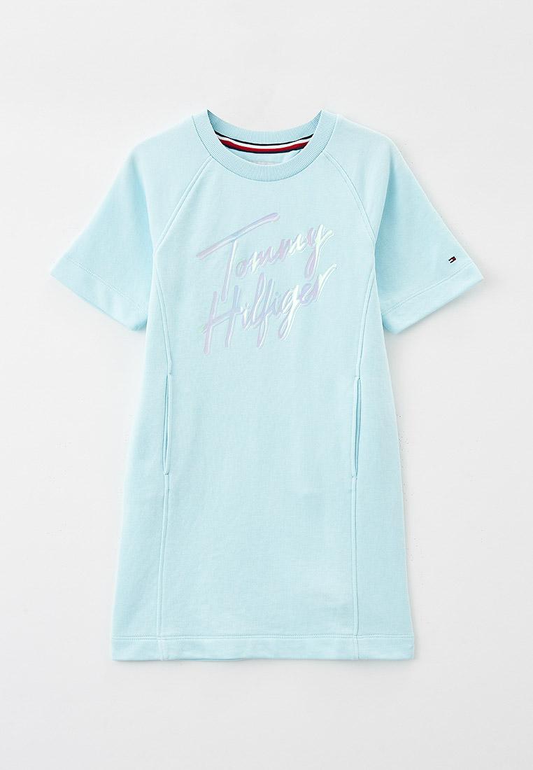 Повседневное платье Tommy Hilfiger (Томми Хилфигер) KG0KG05821