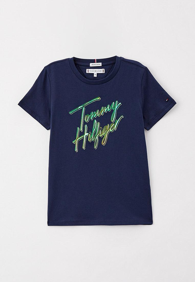 Футболка с коротким рукавом Tommy Hilfiger (Томми Хилфигер) Футболка Tommy Hilfiger