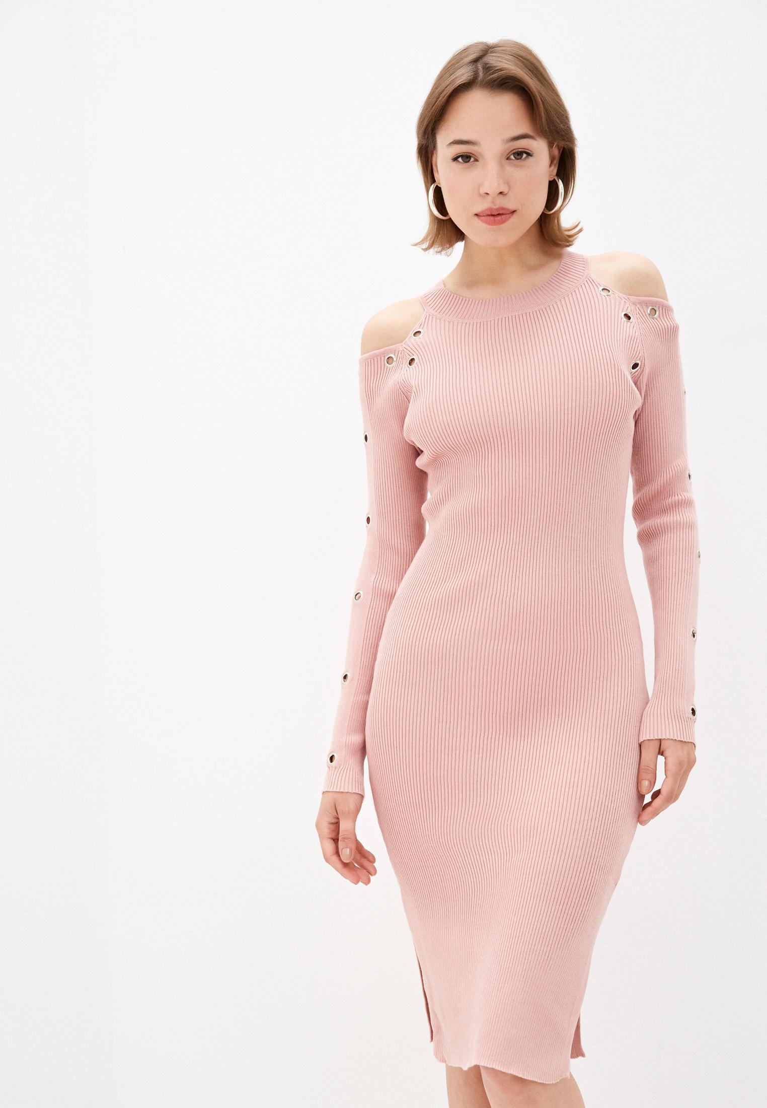 Вязаное платье Goldrai Платье Goldrai