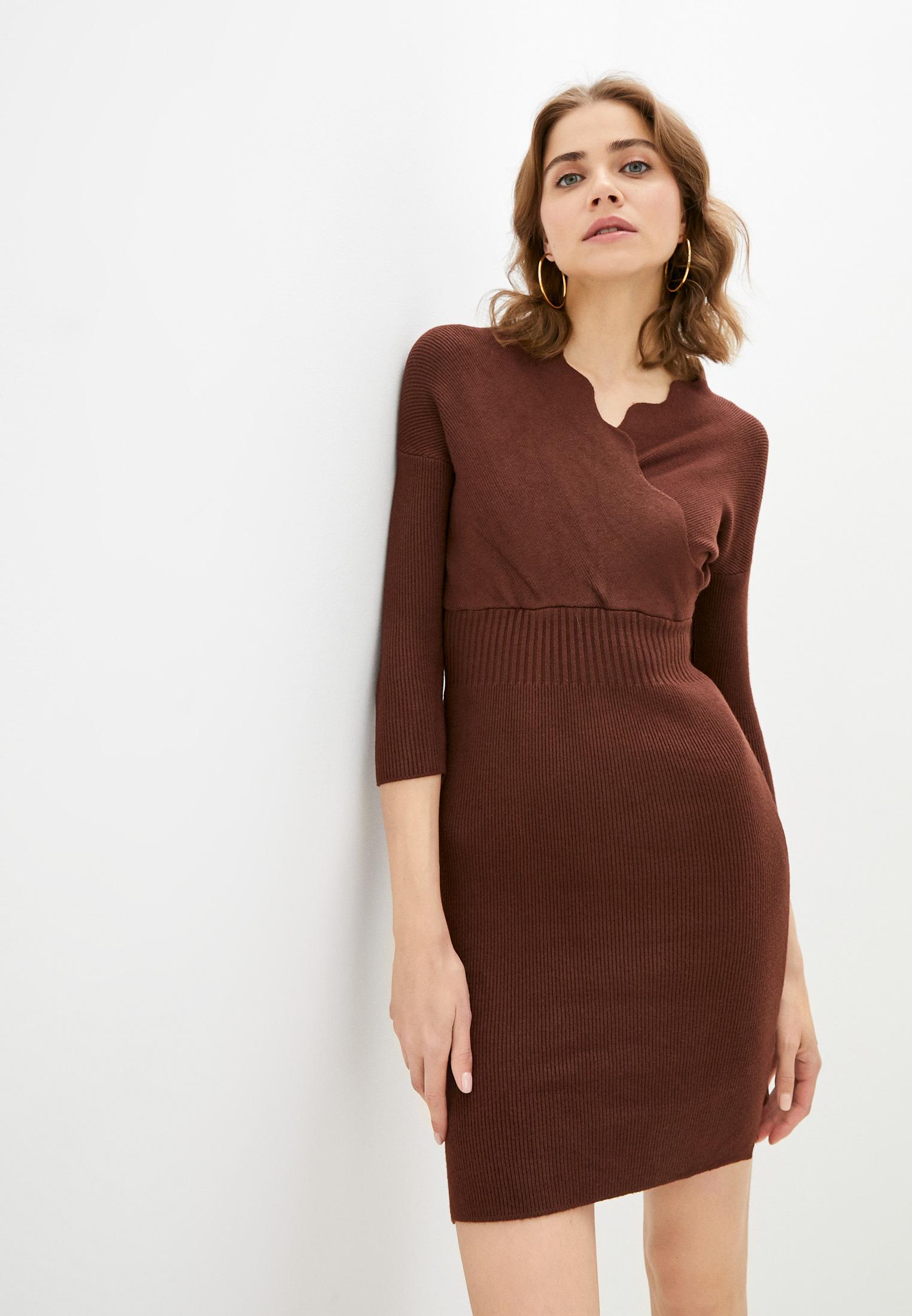 Вязаное платье Goldrai 289