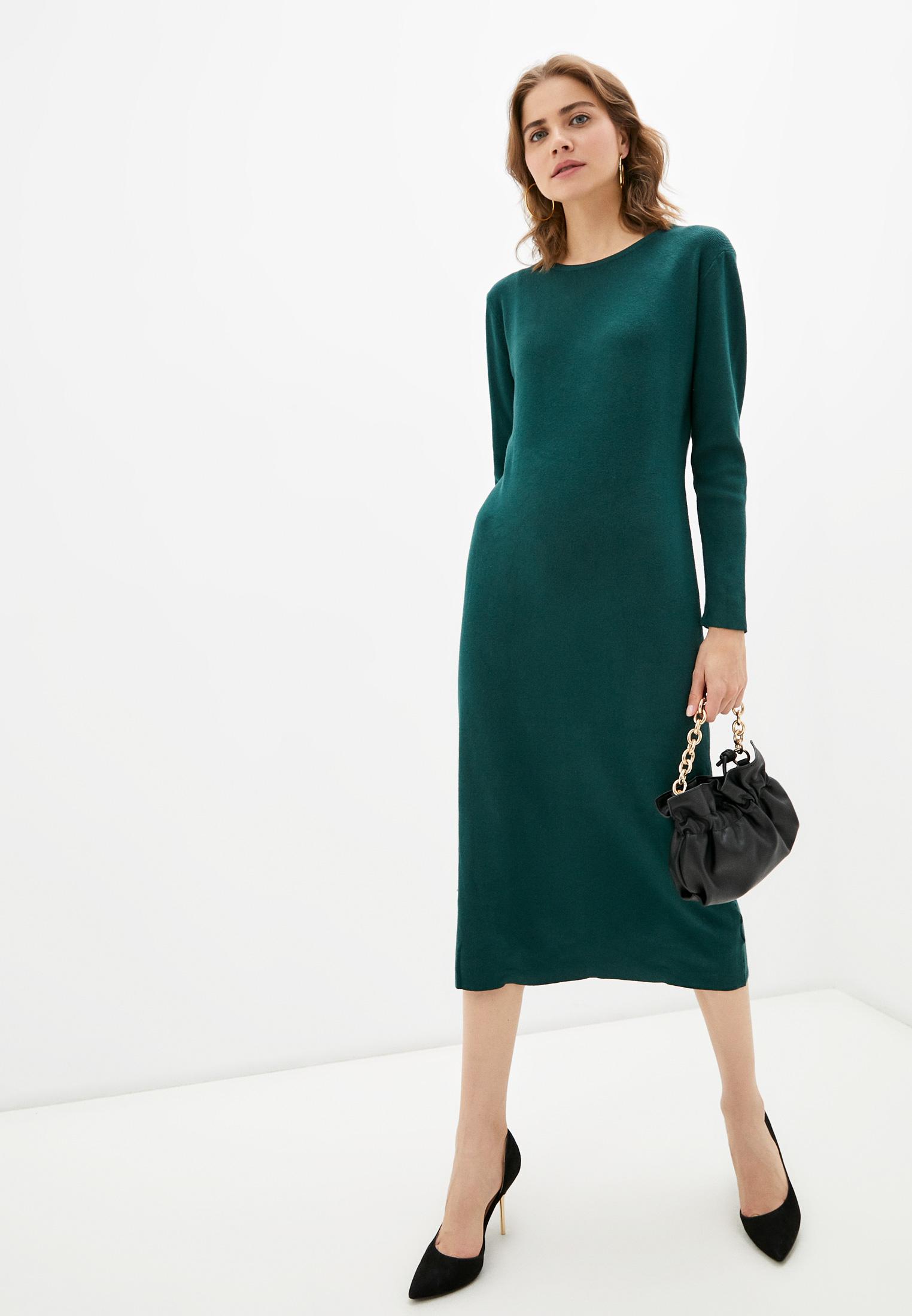 Вязаное платье Goldrai 310