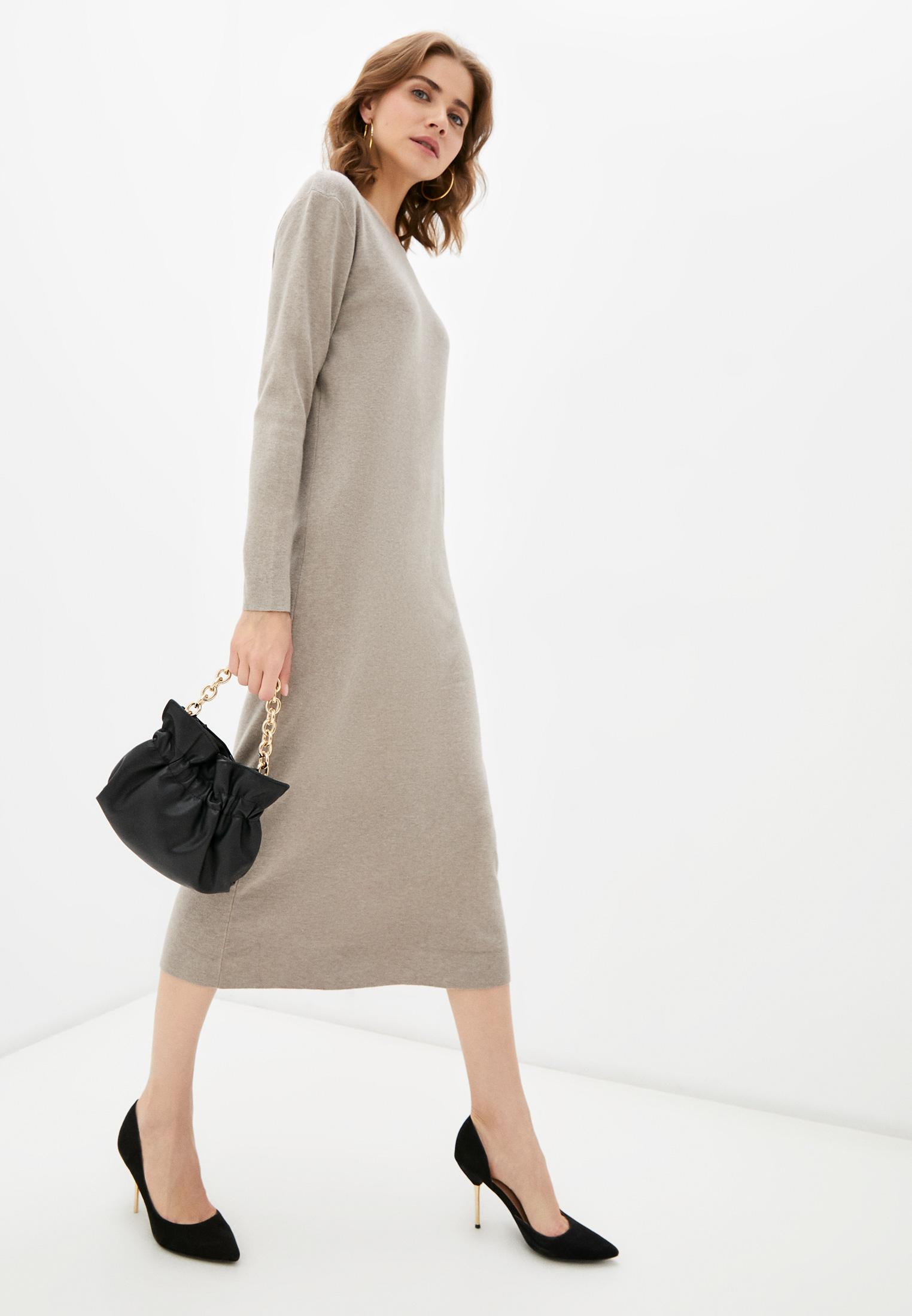 Вязаное платье Goldrai 0315