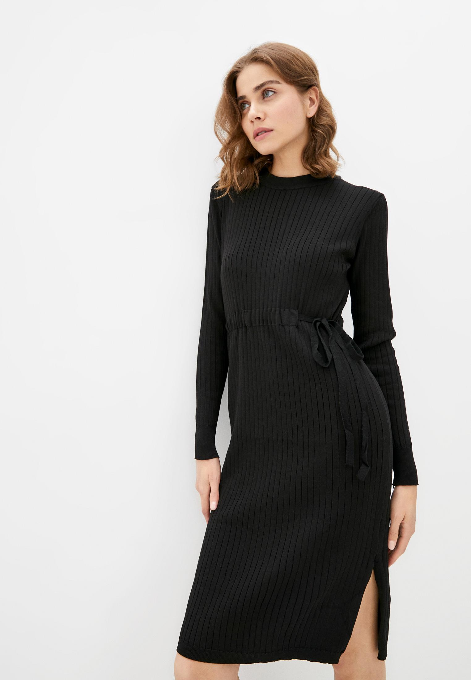 Вязаное платье Goldrai 334