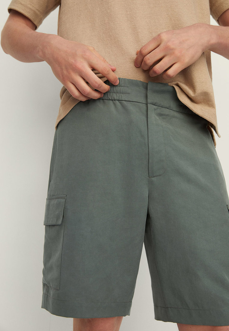 Мужские повседневные шорты Mango Man 87007120