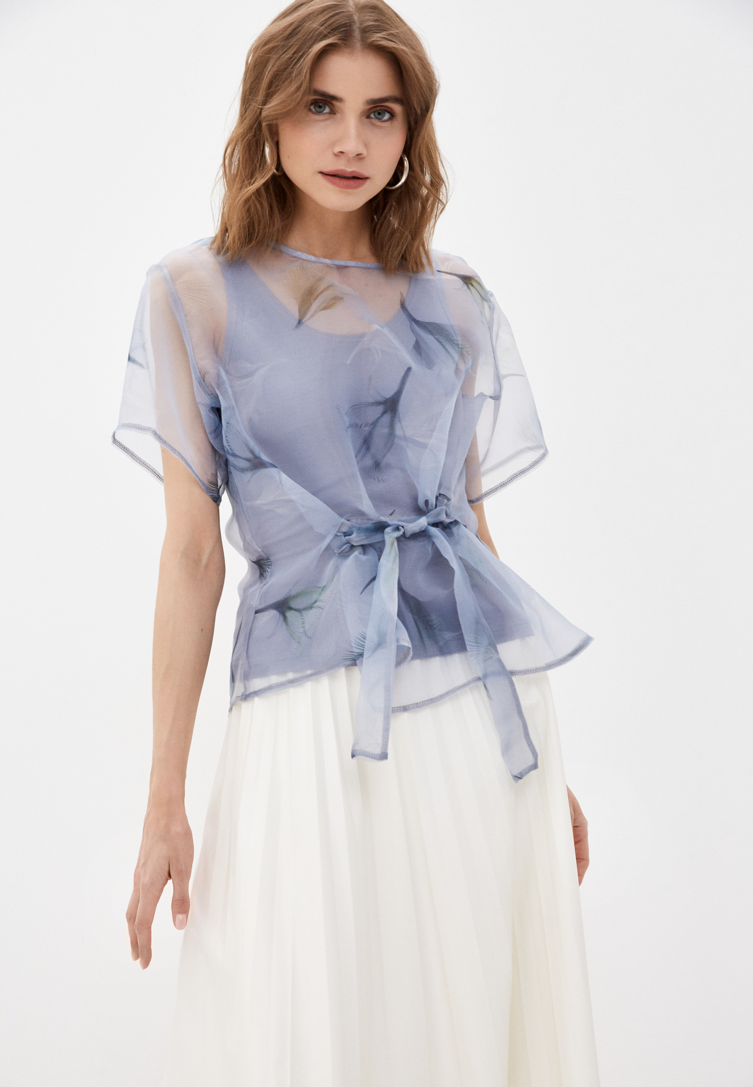 Блуза Adzhedo 8751: изображение 1