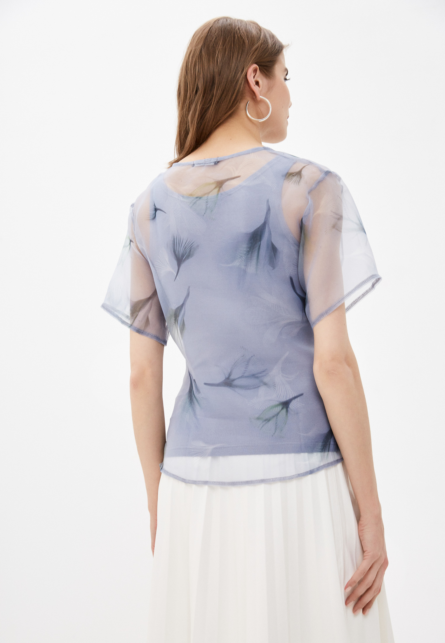 Блуза Adzhedo 8751: изображение 3
