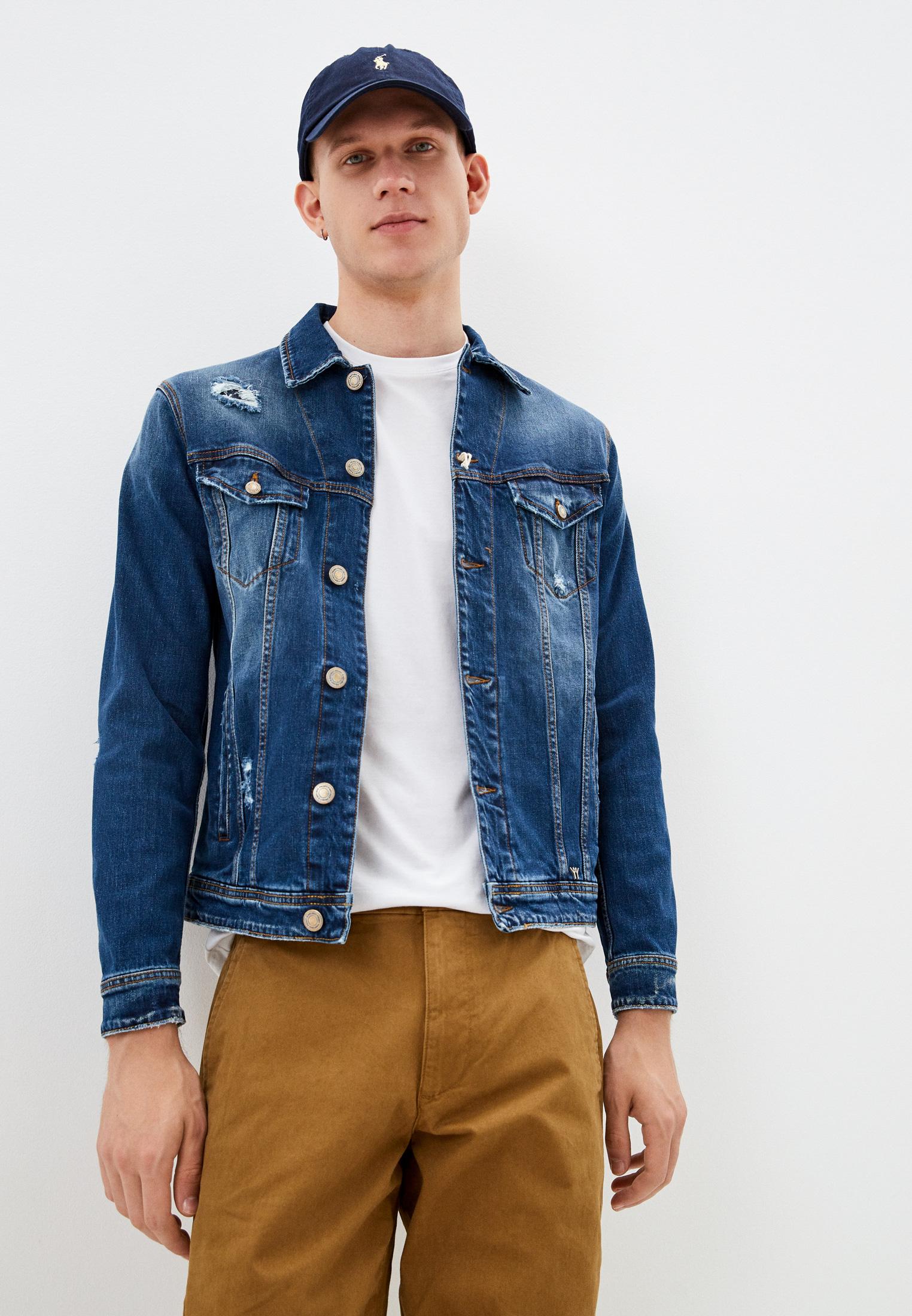 Джинсовая куртка Primo Emporio Куртка джинсовая Primo Emporio