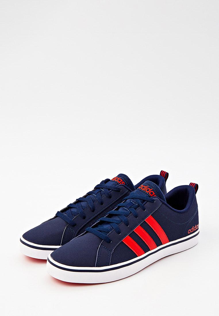 Мужские кеды Adidas (Адидас) B74317: изображение 2